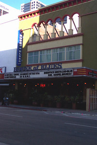 House of Blues, San Diego