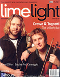 Russell Crowe Limelight 2003