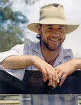 Russell Crowe Cowboys & Indians June 2002
