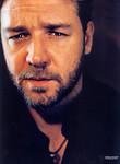 Russell Crowe Harper's Bazaar 2003