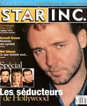 Russell Crowe Star Inc. Janvier 2001