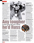 Russell Crowe Ralph Magazine June 2000