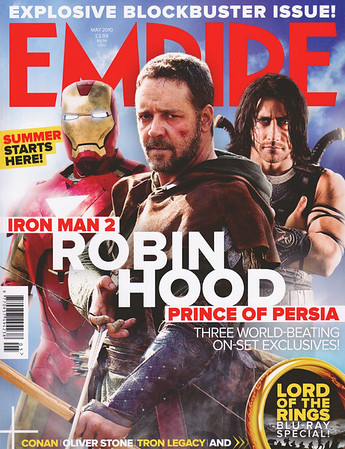 Empire May 2010 cover