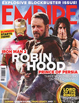 Empire cover Robin Hood