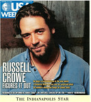 Russell Crowe UsaToday Weekend Jan. 4-6, 2002