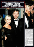 Russell Crowe Hello Dec. 2, 2003