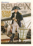 Russell Crowe Master and Commander Weekend Australian Oct. 18-19, 2003