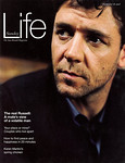 Russell Crowe Sunday Life September 18, 2005